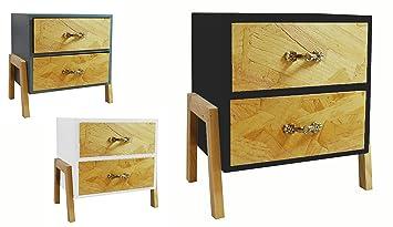 Riyashop Mini Kommode Schubladen Schmuckkasten Holz Kommode Vintage