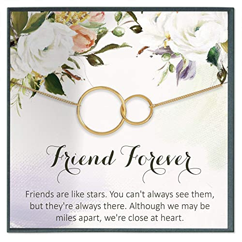 com long distance friendship necklace for best friend ldr
