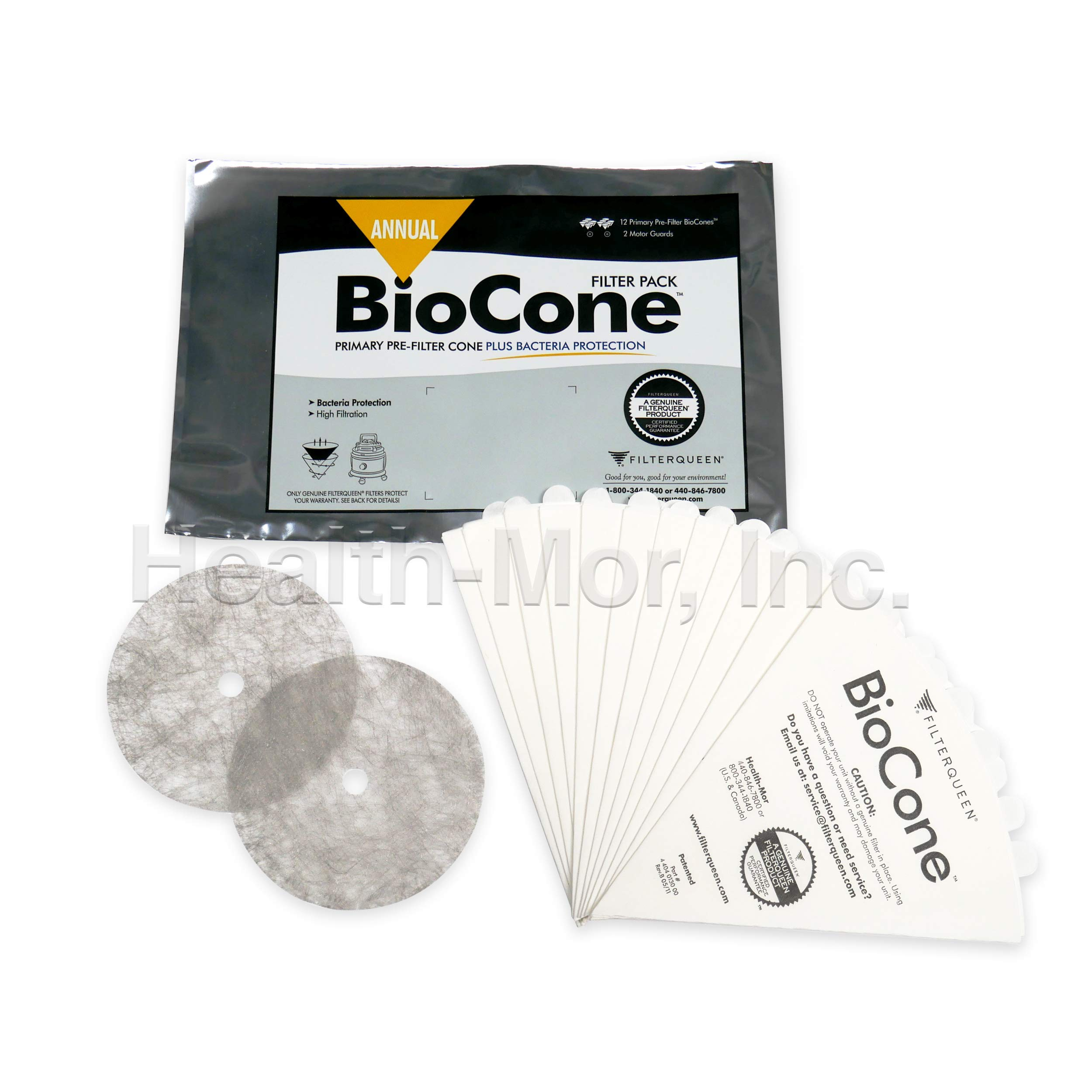 Filter Queen BioCone Filters - Annual Bundle by Filter Queen