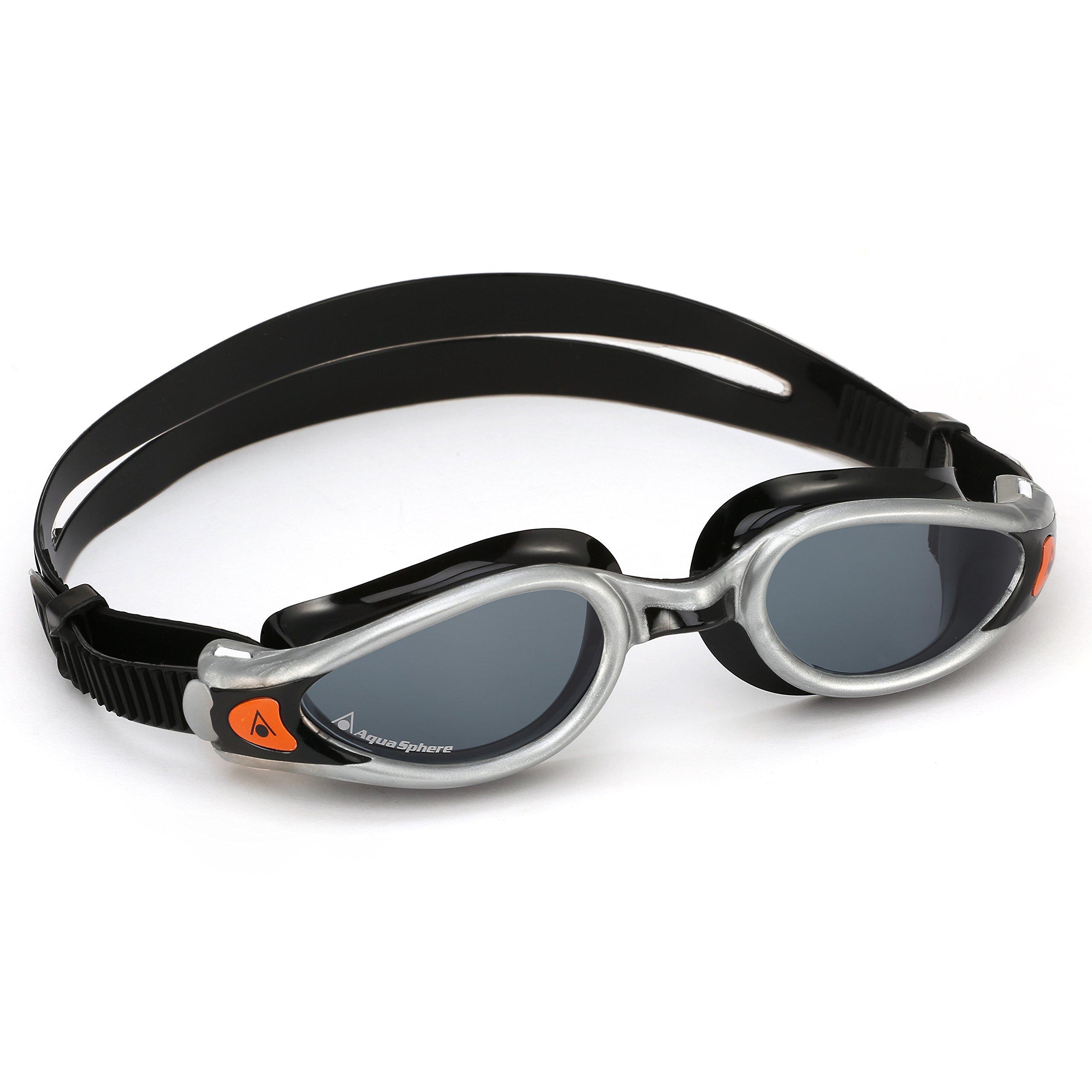 8de1cefa5 Aqua Sphere Kaiman EXO Smoke Lens Goggles