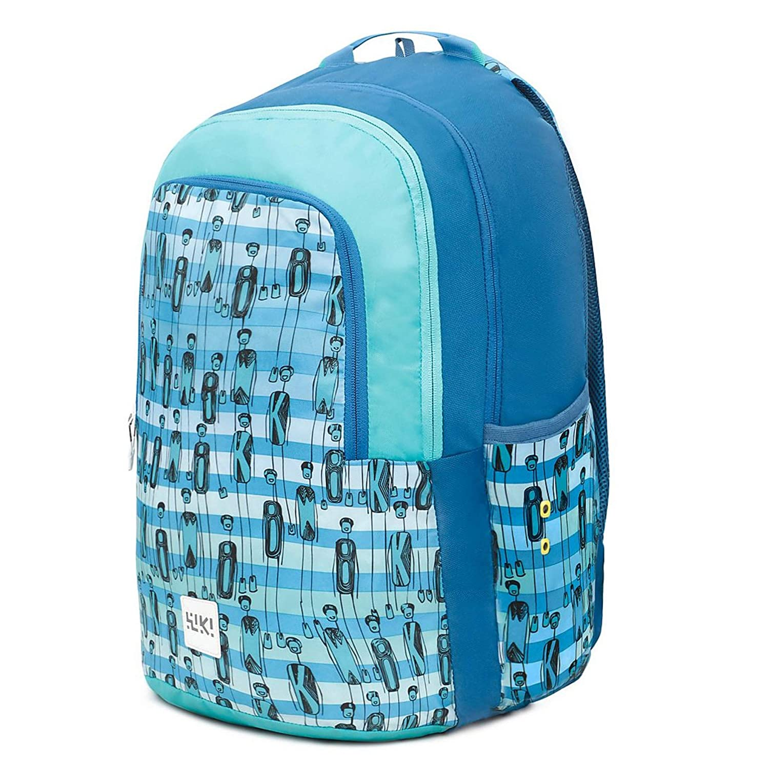 Wildcraft Wiki 5 Character Backpack Blue (11966 Blue): Amazon in