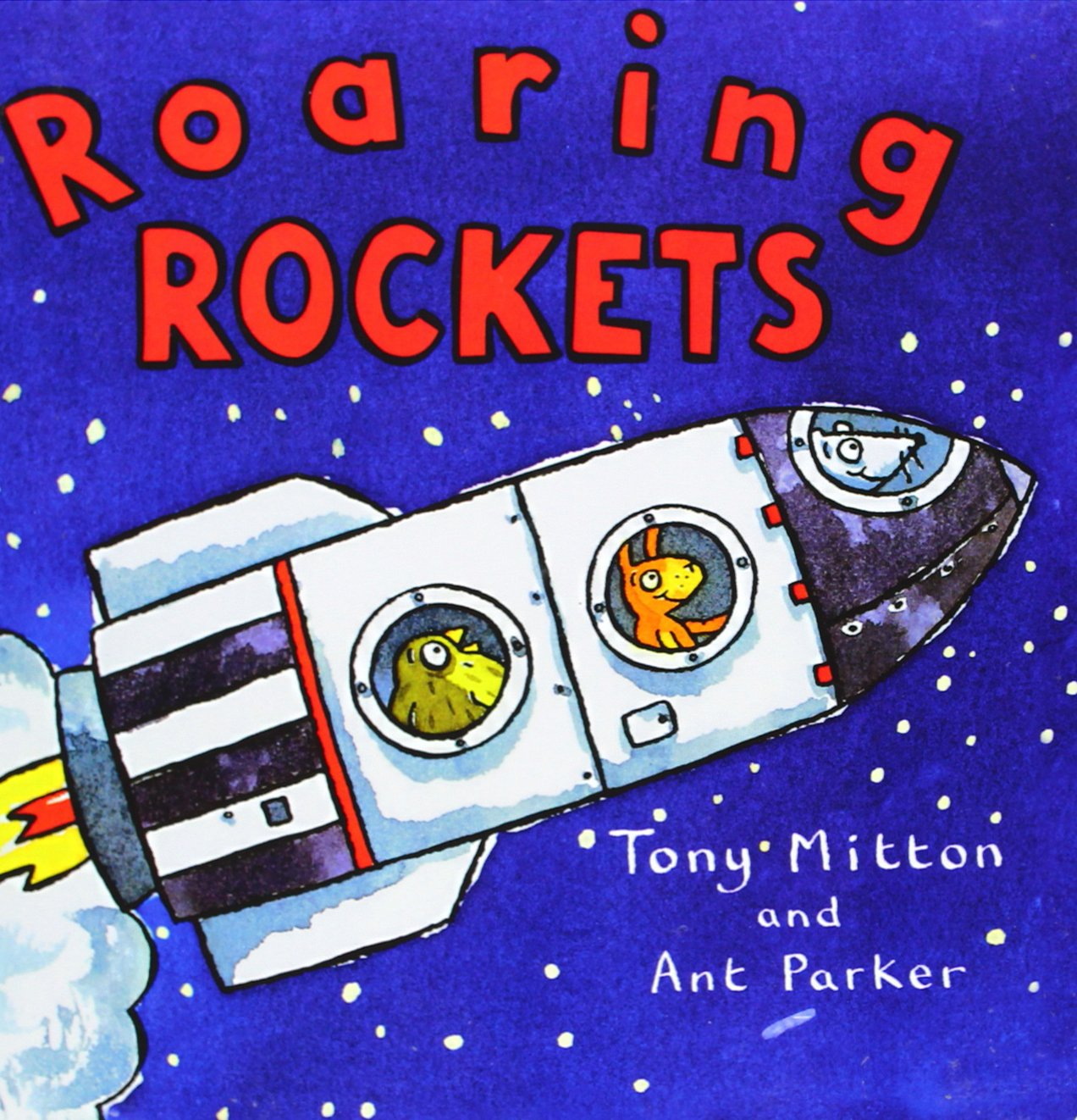 Roaring Rockets (Amazing Machines): Amazon.co.uk: Mitton, Tony:  9780613888578: Books