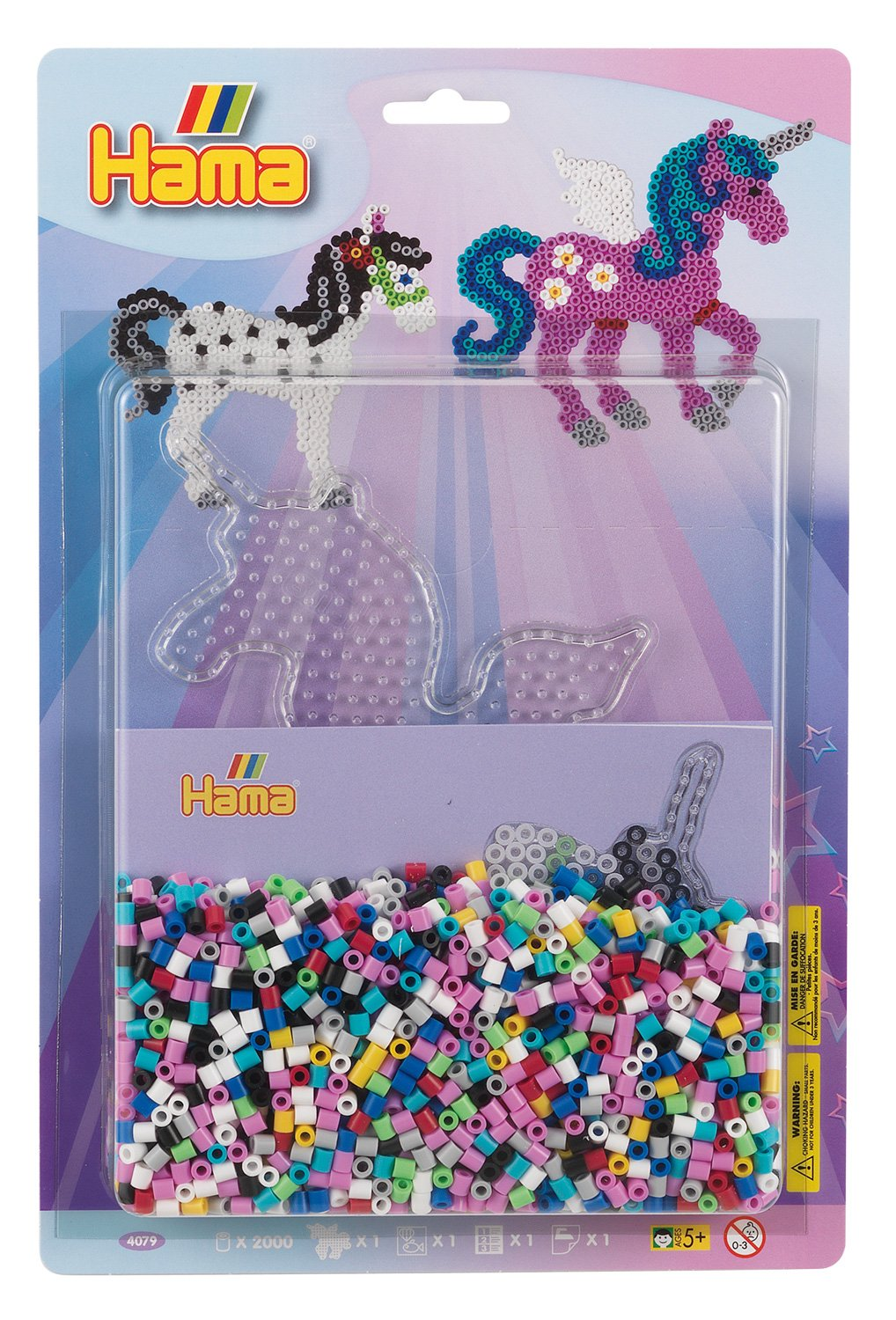 Hama Beads Unicorn Activity Kit 4079