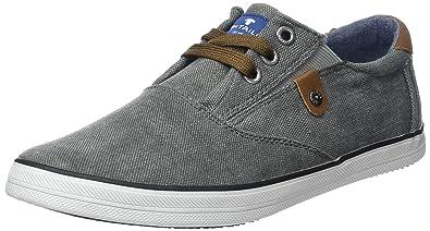 TOM TAILOR Sneakers, grau, grau Tom Tailor