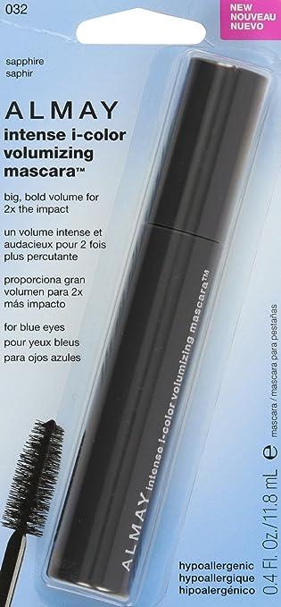 299e53cd03d Amazon.com : Almay Intense i-Color Volumizing Mascara, Black Plum : Beauty
