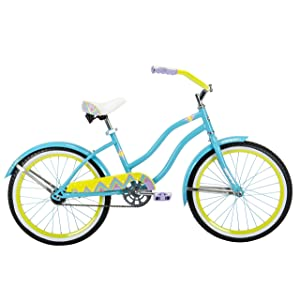 Good Vibrations Girls' Cruiser Bike