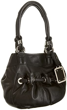 B. MAKOWSKY Berkeley Medium Shopper, Black, one size  Handbags ... 94ba4c0e3b