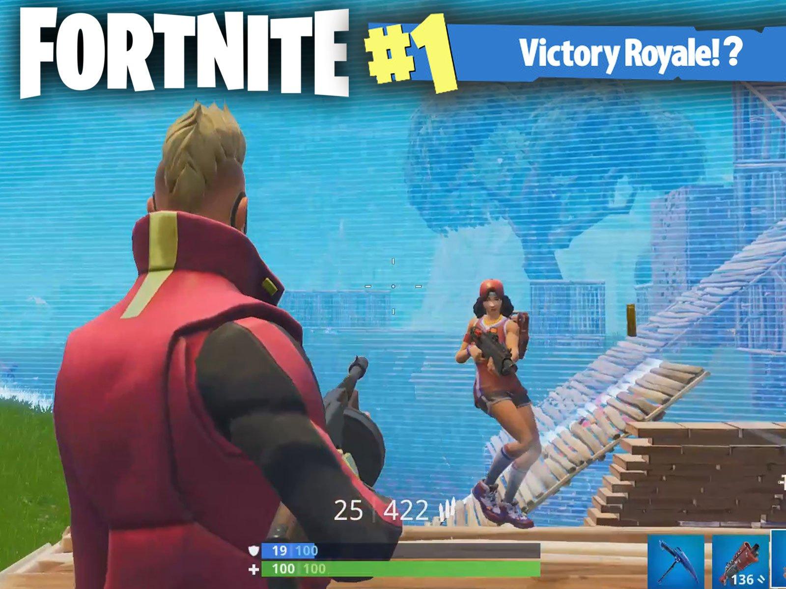 Watch Clip Fortnite Season 5 Gameplay Prime Video
