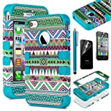 iPhone 4S Case, iPhone 4 Case, ULAK Unique Tribal