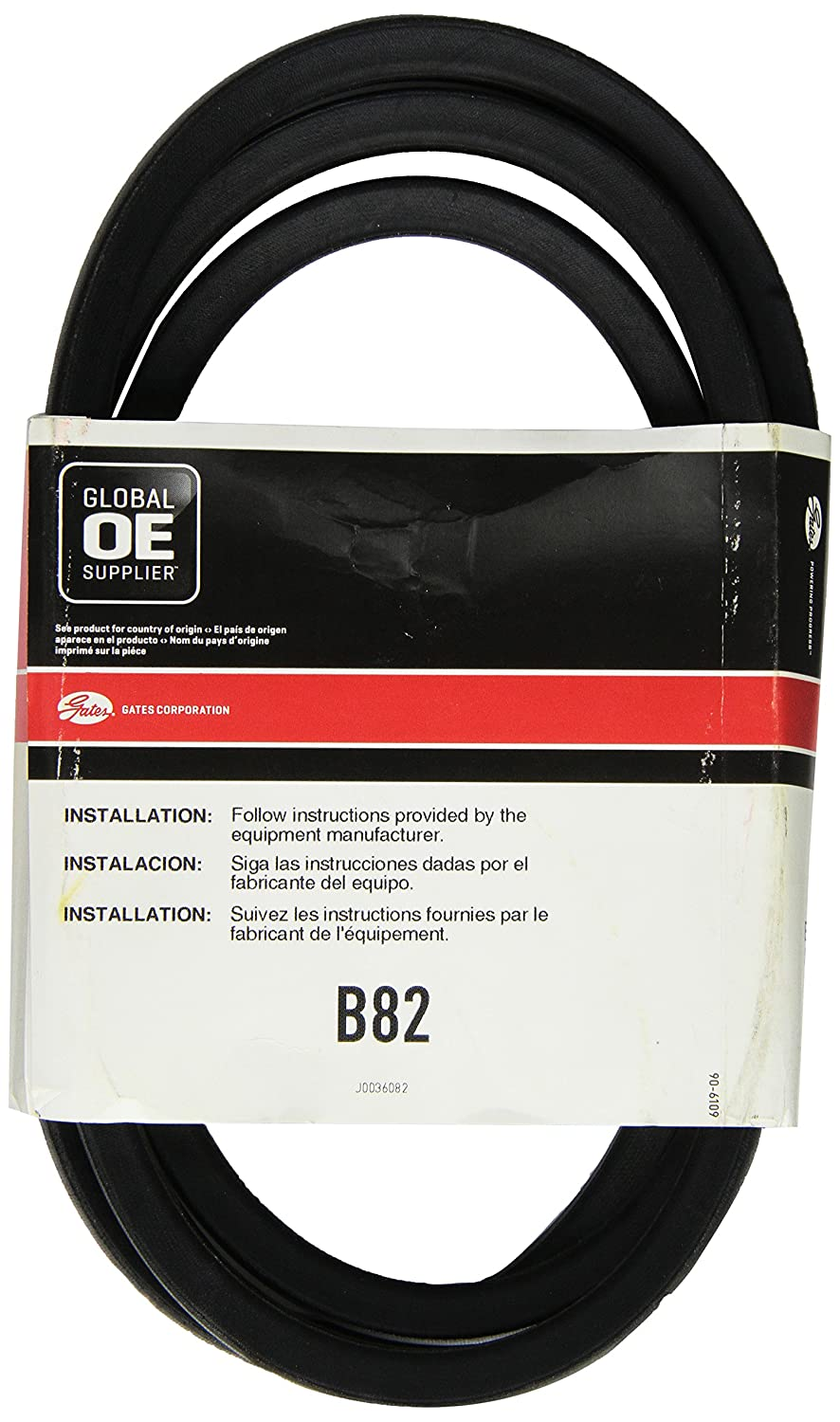 Gates B82 Hi-Power Belt