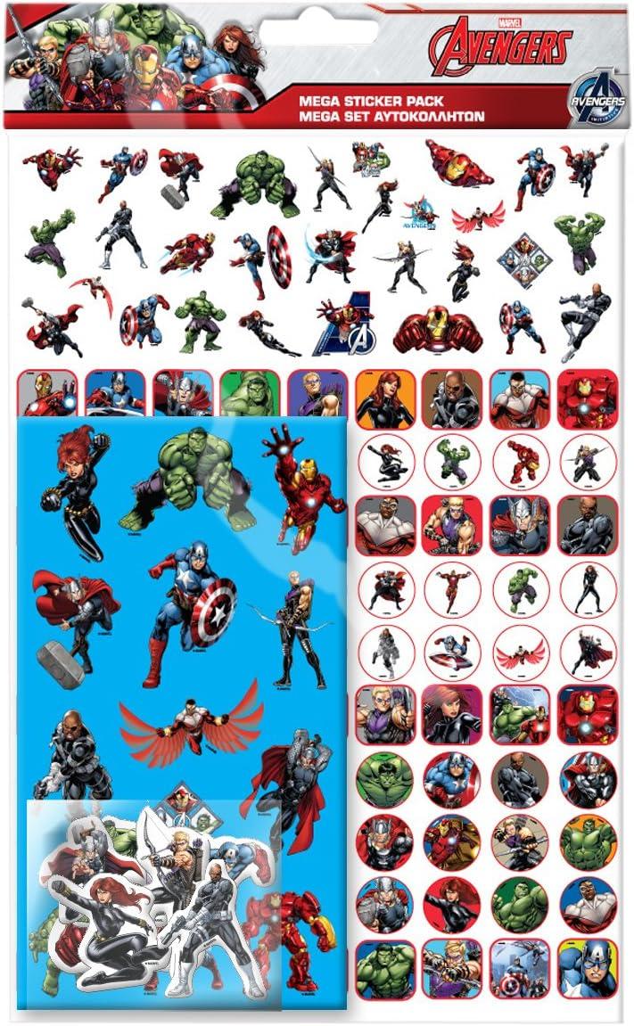 Marvel Avengers Mega Pack: Amazon.es: Juguetes y juegos