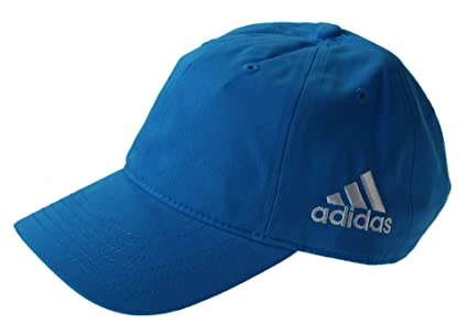 fc9c1f2982e Adidas Womens Ladies Core Performance Custom Front Hit Hat Cap (One Size  Fits Most
