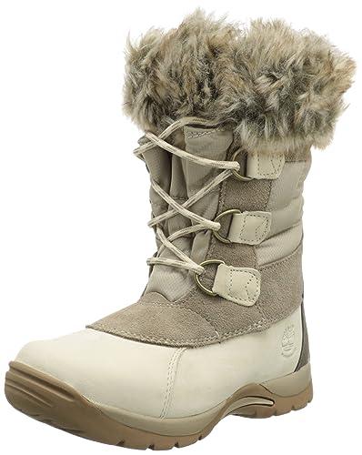 Amazon.com | Timberland Blizzard Bliss Waterproof Snow Boot ...