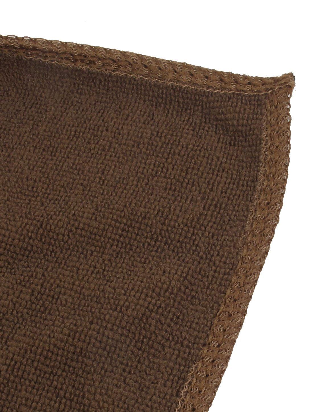 Amazon.com: 140 cm x 70 cm en Color café Suave Terry toalla de baño de la ducha por un gimnasio en casa: Home & Kitchen