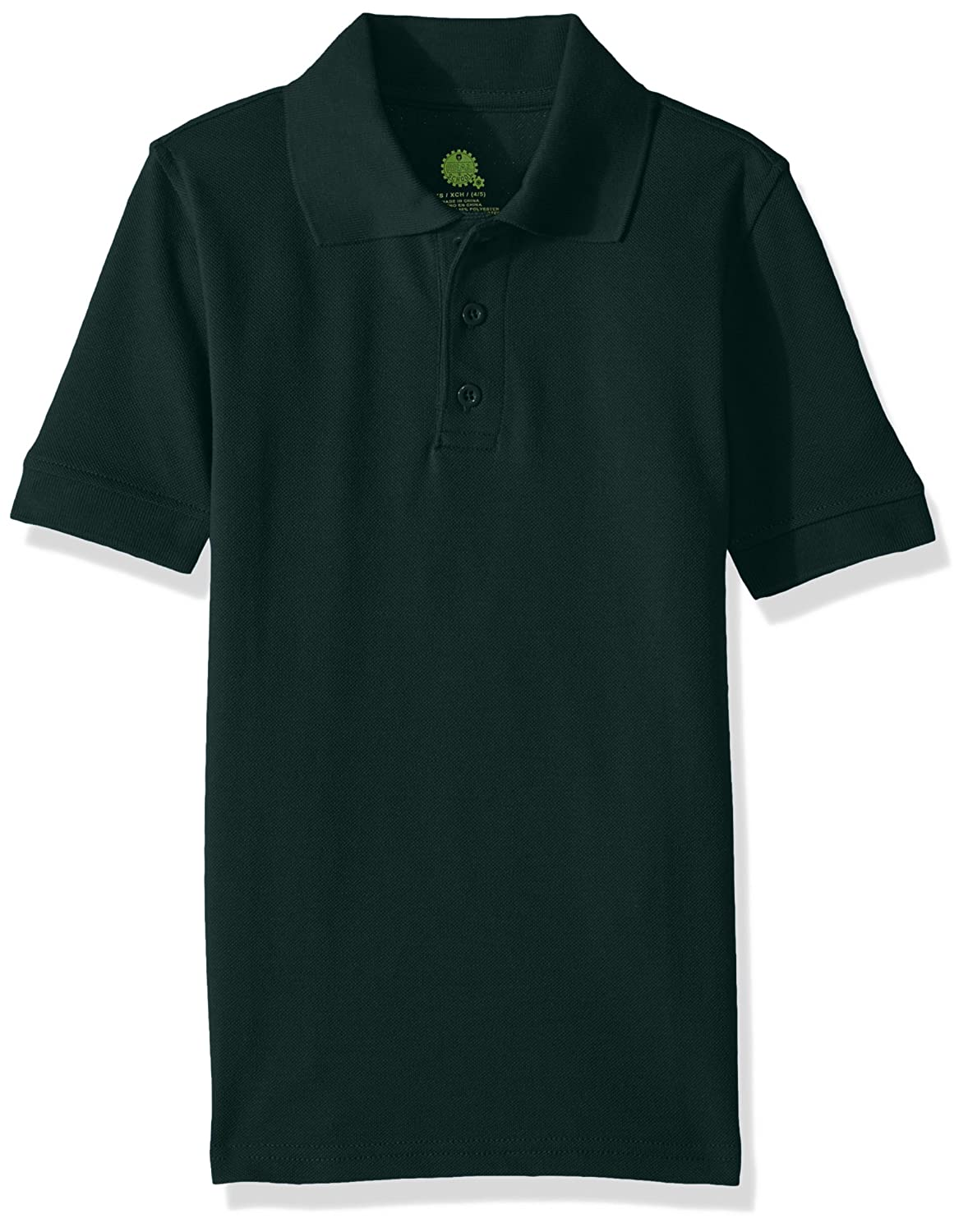Classroom Uniforms Girls' Short SLV Pique Polo 68112
