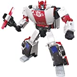 "TRANSFORMERS Generations War for Cybertron Siege - WFC-S35 Red Alert Deluxe Class 5.5"" Action Figure - Takara Tomy - Kids Toys - Ages 8+"