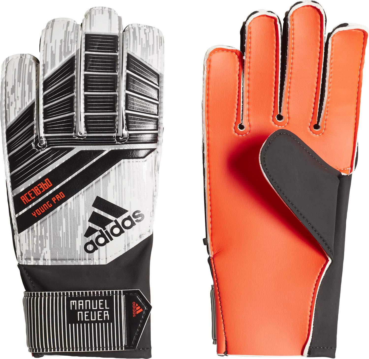 finest selection 34945 a4b28 adidas Children s Predator Yp Manuel Neuer Goalkeeper Gloves  Amazon.co.uk   Sports   Outdoors