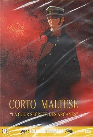Vignette du document Corto Maltese : la cour secrète des arcanes