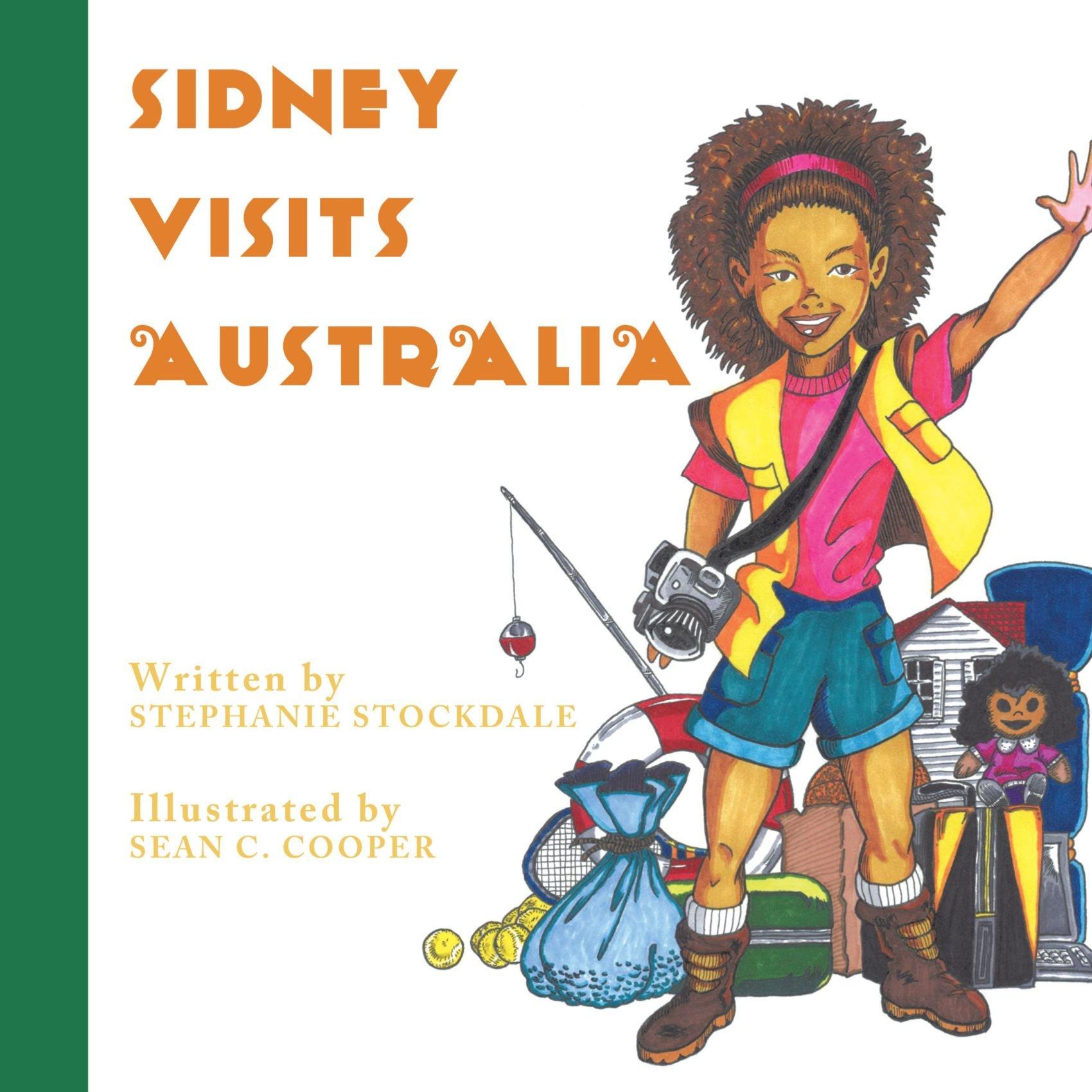 Sidney Visits Australia PDF