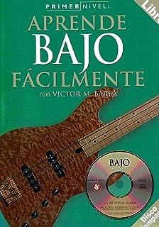BARBA - Aprende a Tocar el Bajo Facilmente 1º (Metodo) (Inc.CD