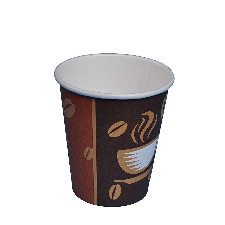 Coffee to go Becher Pappbecher 0,2 Rentier 0,3 mit Deckel gold Auswahl 1000 Stk.