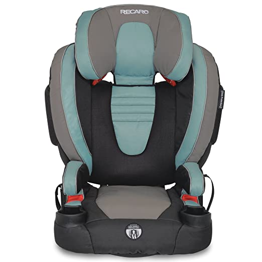 Amazon RECARO Performance BOOSTER Highback Booster Car Seat