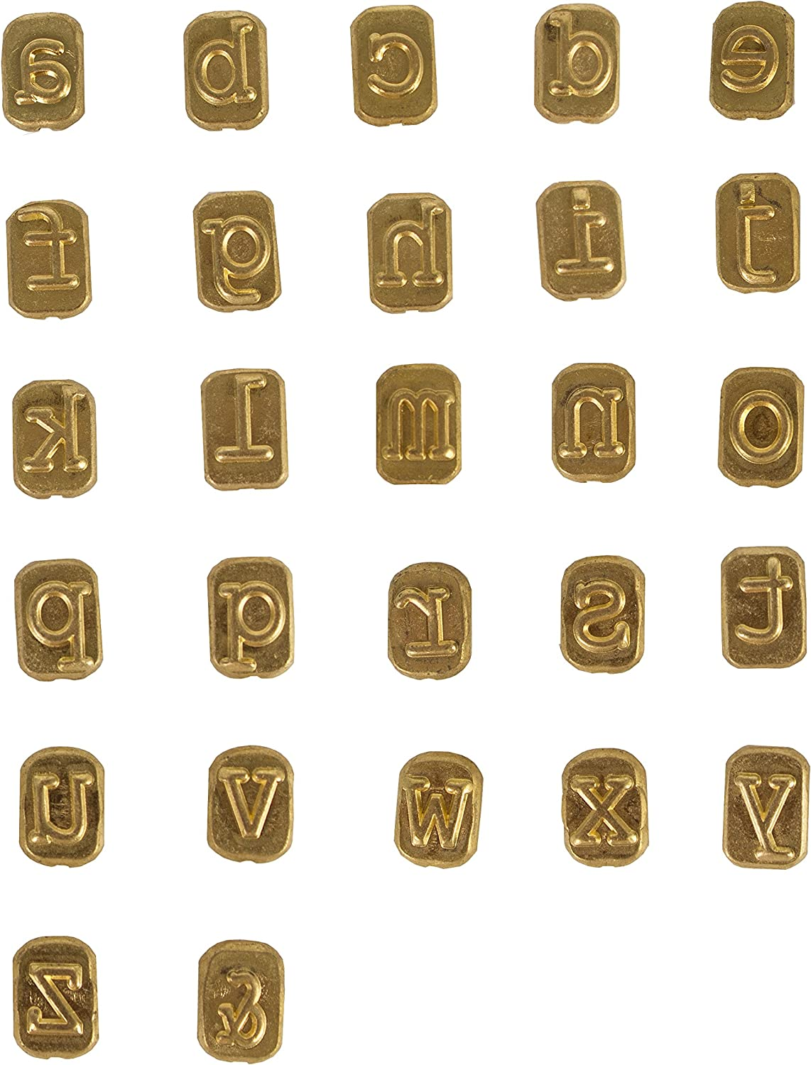 ideas for decorating wooden letters.htm amazon com walnut hollow mini hotstamps lowercase alphabet  walnut hollow mini hotstamps lowercase