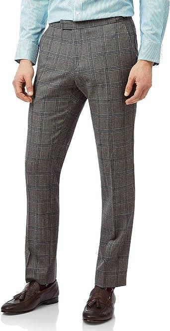 pantalon a carreau anglais