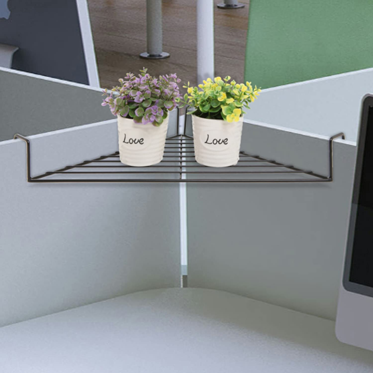 100 cubicle simple 40 office cubicle door decorating inspiration of improvise - Cubicle planters ...