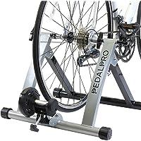 PedalPro Entraineur Turbo de Vélo - Transforme le Vélo pour Etre un Vélo Entraineur de Fitness/Vitesse/Exercice