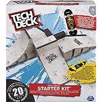 Tech Deck Starter Kit Juego de Rampas