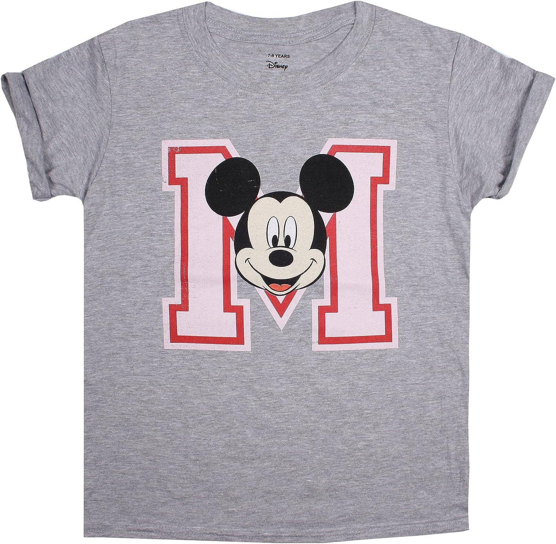 Disney Girls College T-Shirt