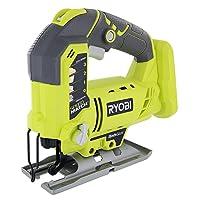 Amazon best sellers best power jig saws ryobi one p523 18v lithium ion cordless orbital t shank 3000 spm jigsaw battery not greentooth Choice Image