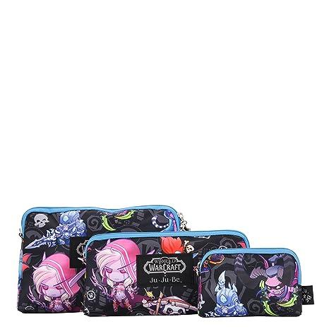 JuJuBe - Set de 3 bolsas/muñecas lavables a máquina, incluye ...