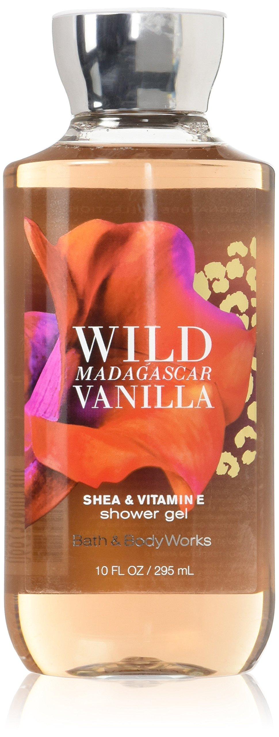 WILD MADAGASCAR VANILLA Shower Gel 10 fl oz / 295 mL