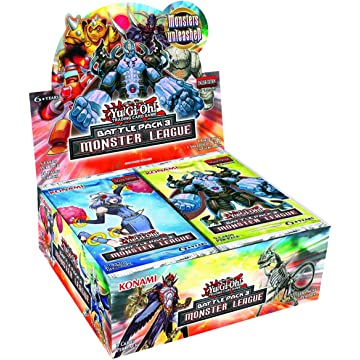 powerful Battle Pack 3: Monster League