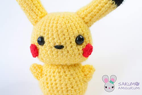 Amigurumi Türkiye-Pikachu Tarifi | 333x500