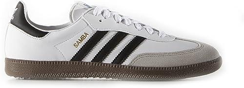 adidas Originals Chaussure Homme Adidas Samba Gazelle Blanc ...