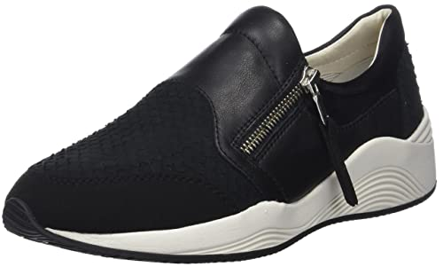 562c3e7d454f7 Amazon.com | Geox Women's D Omaya a Trainers | Fashion Sneakers