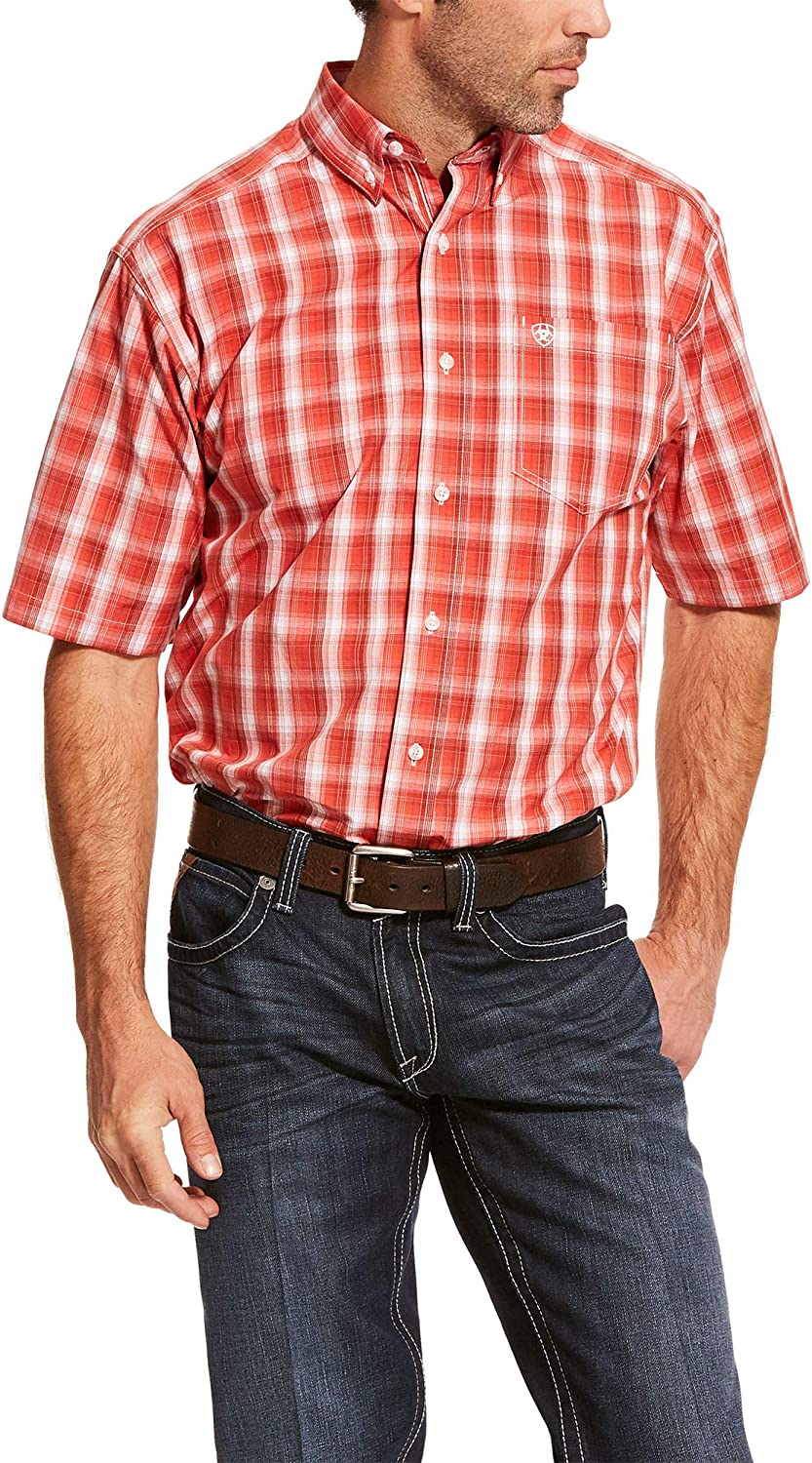 ARIAT Mens Pro Series Sulley Classic Fit Shirt