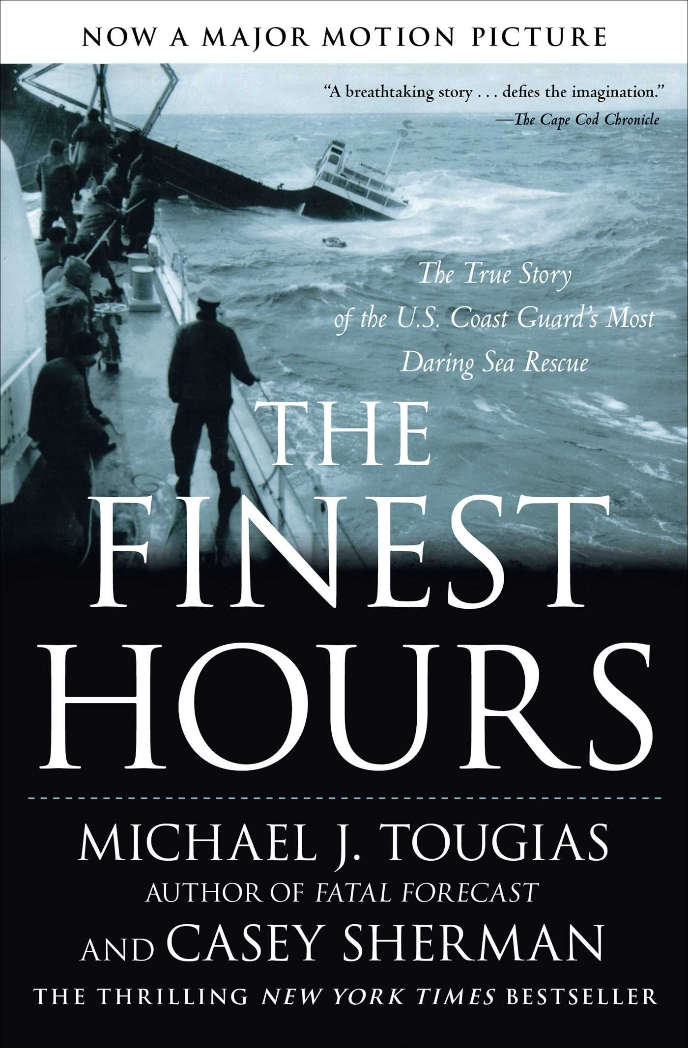 Finest Hours Guards Daring Rescue product image