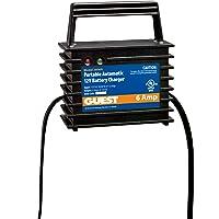 Guest 2606A Portable Marine Battery Charger (12-Volt, 6-Amps, Single Output)