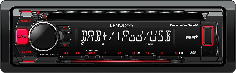Kenwood Kdcdab400u Digitalautoradio Mit Cd Elektronik