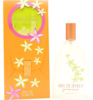 Institute Espaol-Aire Sevilla Womens Eau de Toilette with ZERSTUBER150ML-Primavera by INSTITUTO ESPAOL