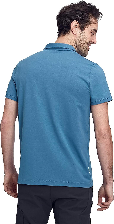Mammut Trovat Tour Polo de Camiseta, Hombre: Amazon.es: Ropa y ...