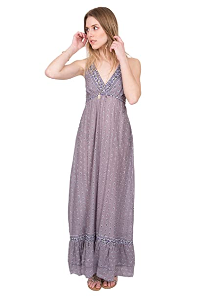 likemary Vestido Largo de Flores romántico Ella XL