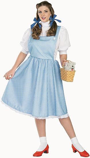 Fancy Dress Costume - XL Wizard of Oz - Dorothy (disfraz): Amazon ...