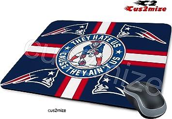 NFL New England Patriots Neoprene Mouse Pad