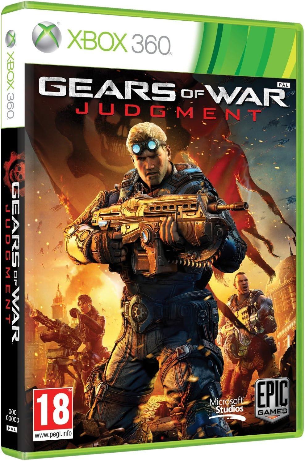 Gears of War [Importación inglesa]: Amazon.es: Videojuegos