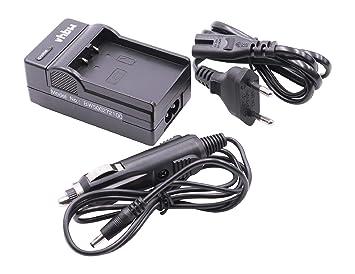 Cargador con Cargador para Coche incluído para Nikon batería ...